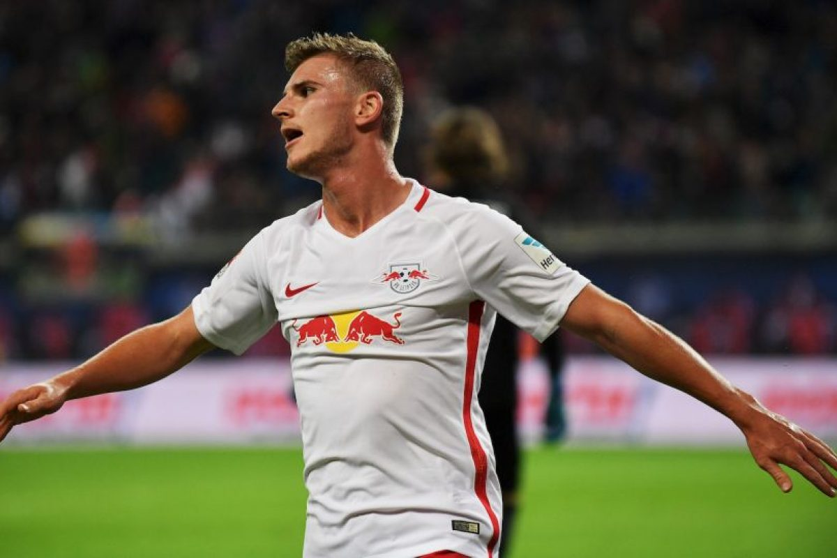 17.-Timo Werner – 20 años (RB Leipzig) Foto:Getty Images. Imagen Por: