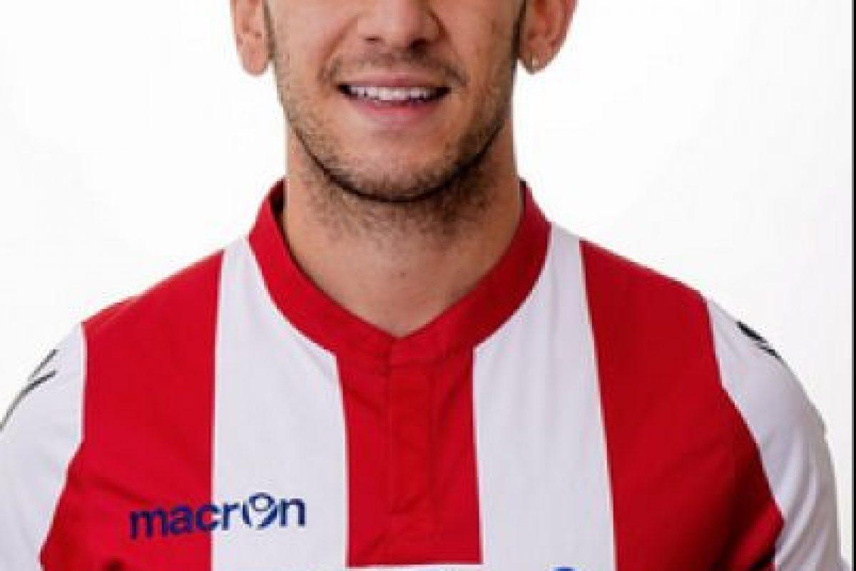 Cristian Galano fue el primer futbolista en obtener la tarjeta verde Foto:Getty Images. Imagen Por:
