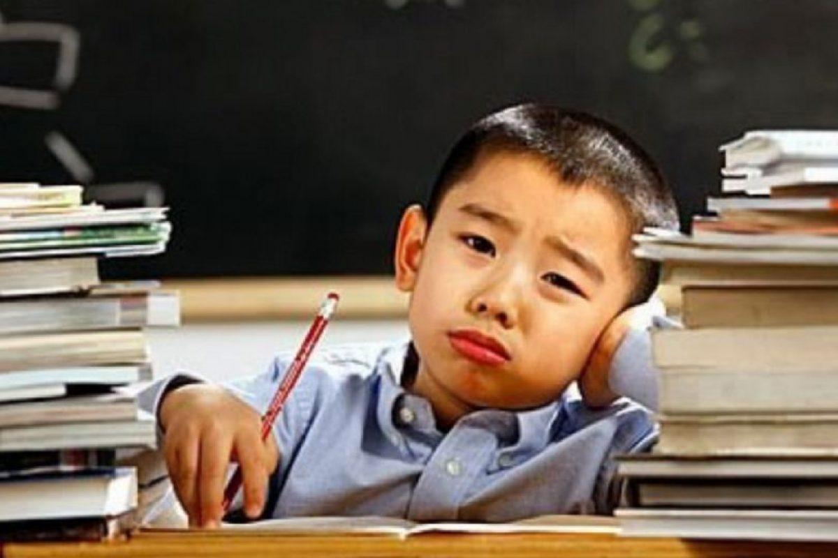 Aunque ya muchos chinos se quejan de este sistema de aprendizaje.. Imagen Por:
