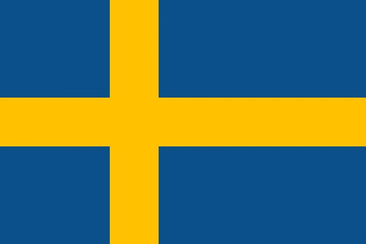 """Cruz Novillo sobre la bandera de Suecia: """"Por su gama cromática, y porque de nuevo representa un objeto: la cruz"""". Foto:Reproducción. Imagen Por:"""