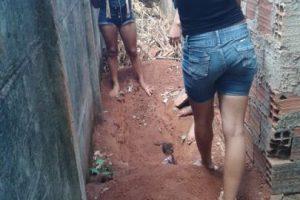 La joven agredida tiene 14 años Foto:Policía Civil. Imagen Por: