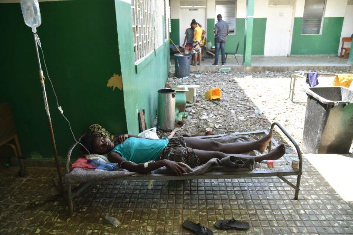 Desde mayo de 2016 la llegada masiva de migrantes haitianos puso en jaque, en su intento por llegar a Estados Unidos, a las oficinas migratorias de Baja California (noroeste), estado fronterizo, donde las autoridades calculan que hay 4.000 haitianos varados. Foto:Afp. Imagen Por: