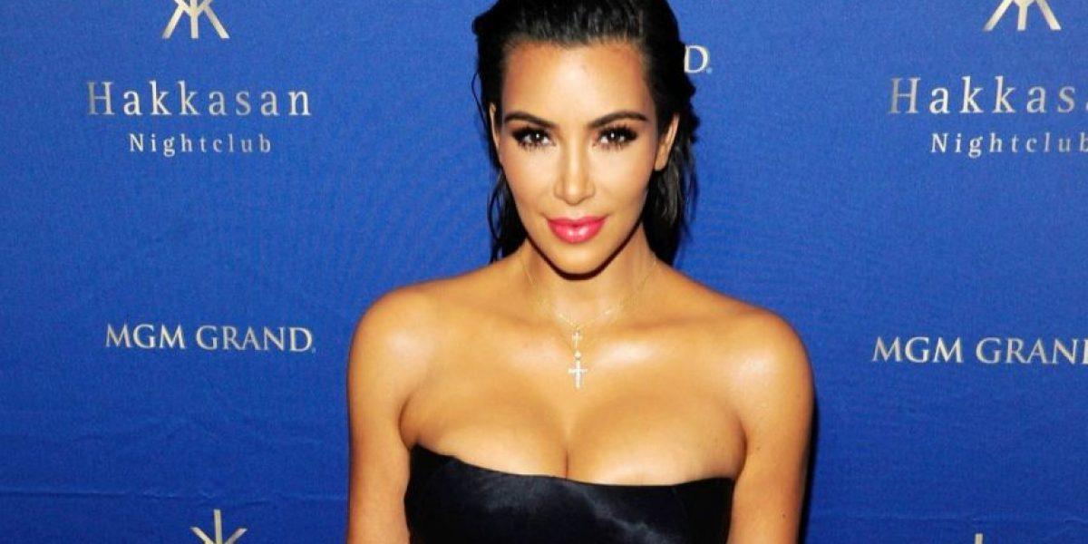 El curioso disfraz inspirado en el asalto a Kim Kardashian en París