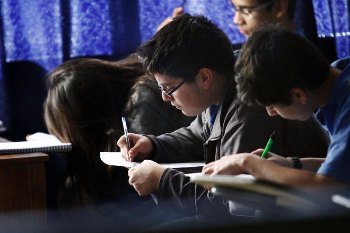 China, Corea del Sur y Finlandia son países que están dentro de los mejores estándares de calidad de la educación según informe Ocde. Foto:Agencia UNO. Imagen Por:
