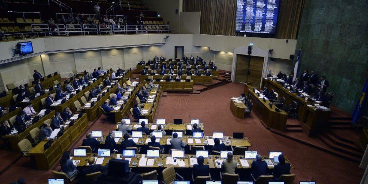 Diputados aprueban proyecto que impediría a inculpados por DDHH acceder a libertad condicional