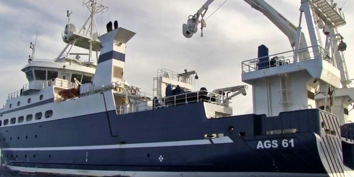 Armada estudiará en 3D el fondo del parque marino más grande de América y que se ubica en Chile