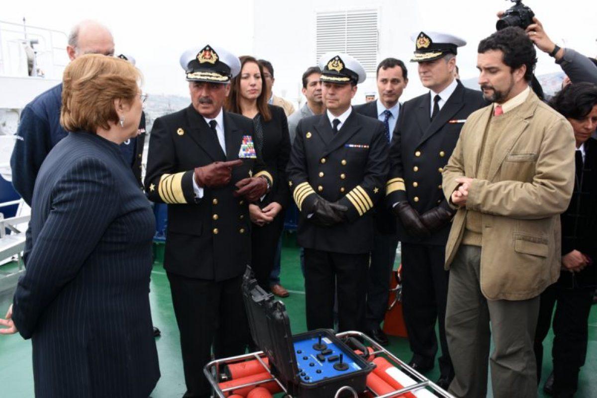 Foto:Armada. Imagen Por:
