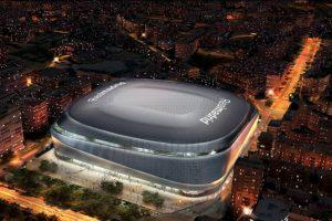 Florentino Pérez confirmó la remodelación del Santiago Bernabéu. Las obras comenzarán en 2017. Foto:Sitio web Real Madrid. Imagen Por: