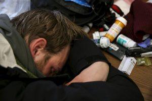 """Efectos a corto plazo: """"Rush"""" u oleada de euforia, depresión respiratoria, náusea y vómito Foto:Getty Images. Imagen Por:"""