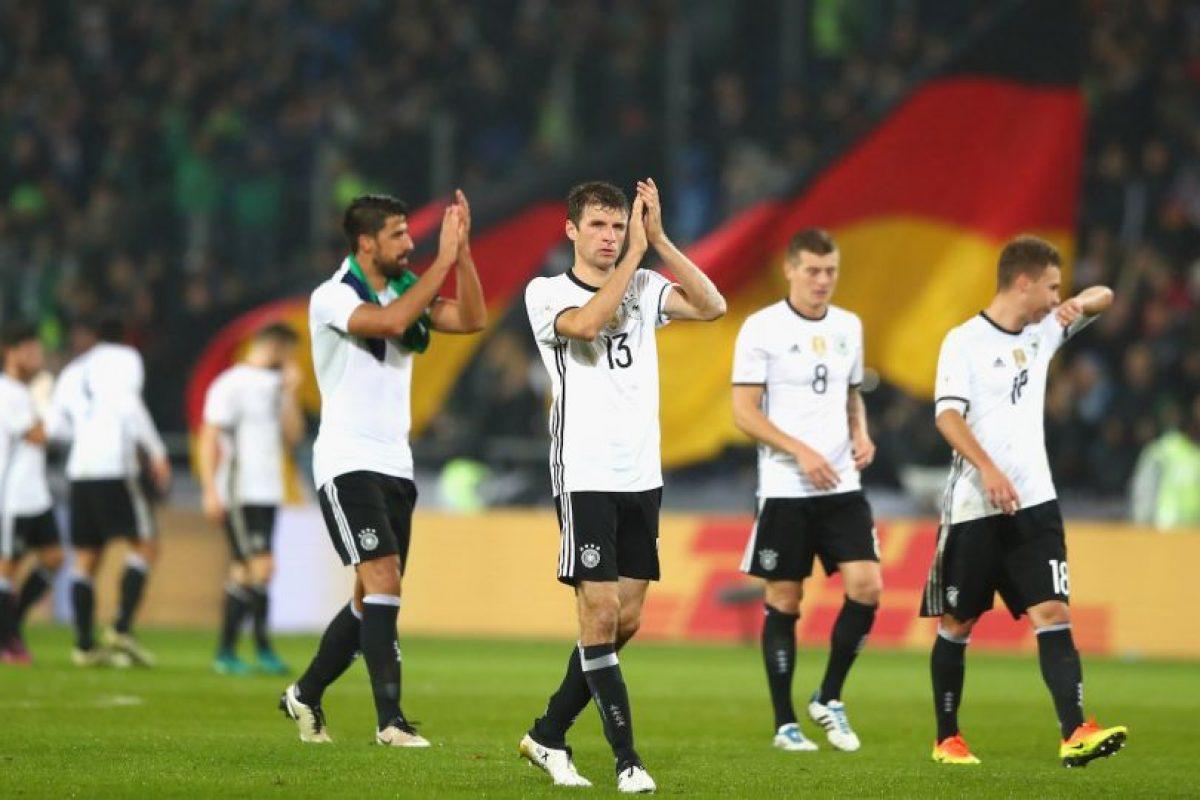Alemania Foto:Getty Images. Imagen Por: