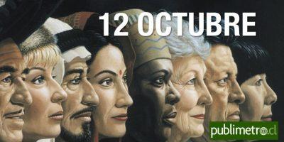Infografía: 12 de octubre
