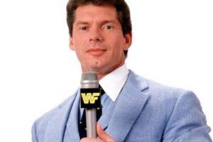 Así ha envejecido Vince McMahon Foto:WWE. Imagen Por: