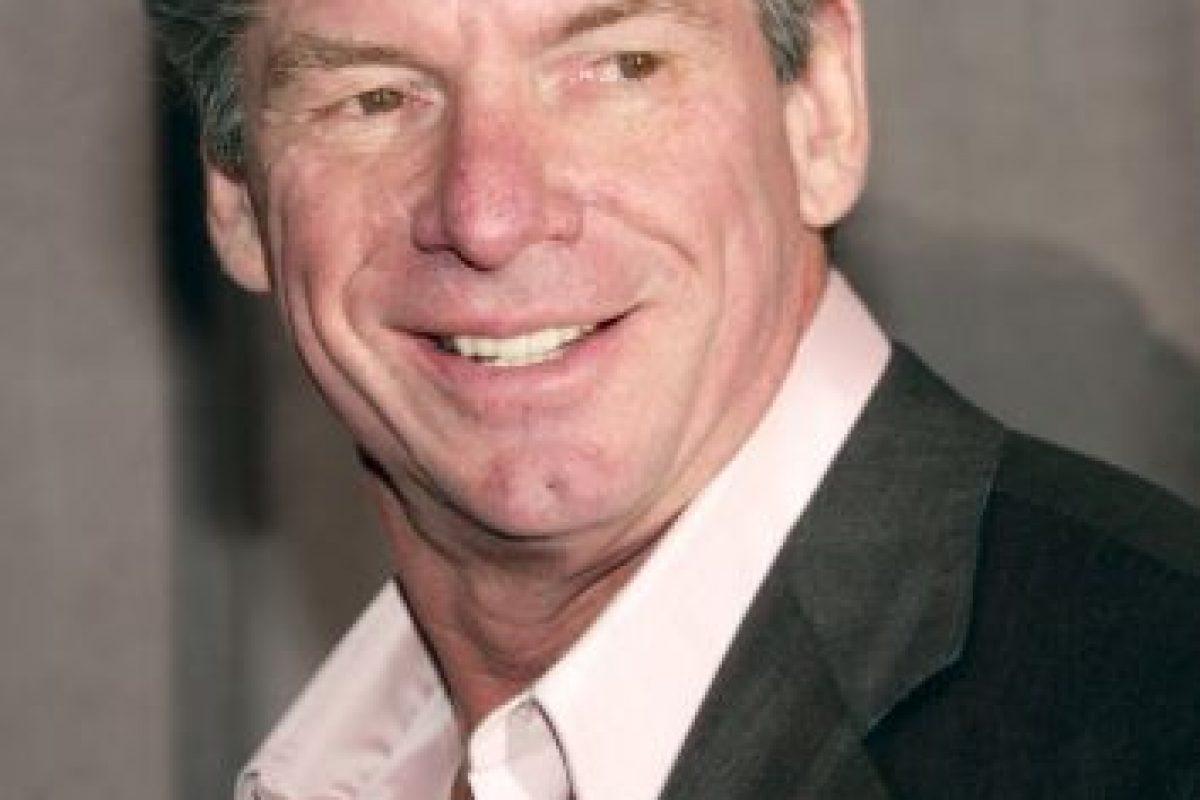 Así ha envejecido Vince McMahon Foto:Getty Images. Imagen Por: