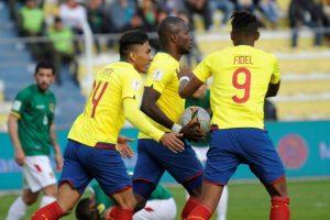 4. Ecuador (29 puntos) Foto:AFP. Imagen Por: