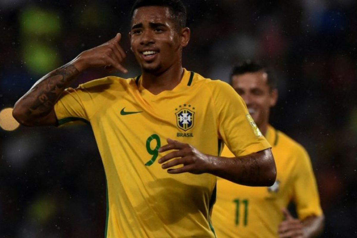 1.Brasil (36 puntos Foto:AFP. Imagen Por: