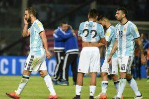 3.Argentina (30 puntos) Foto:AFP. Imagen Por: