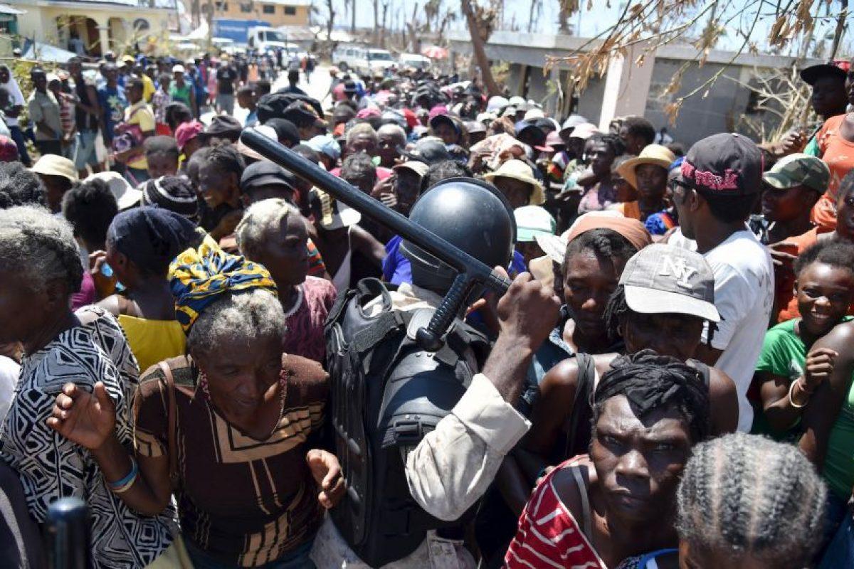 Ahora viene la etapa más fuerte para Haití: evaluar los daños y su recuperación Foto:AFP. Imagen Por: