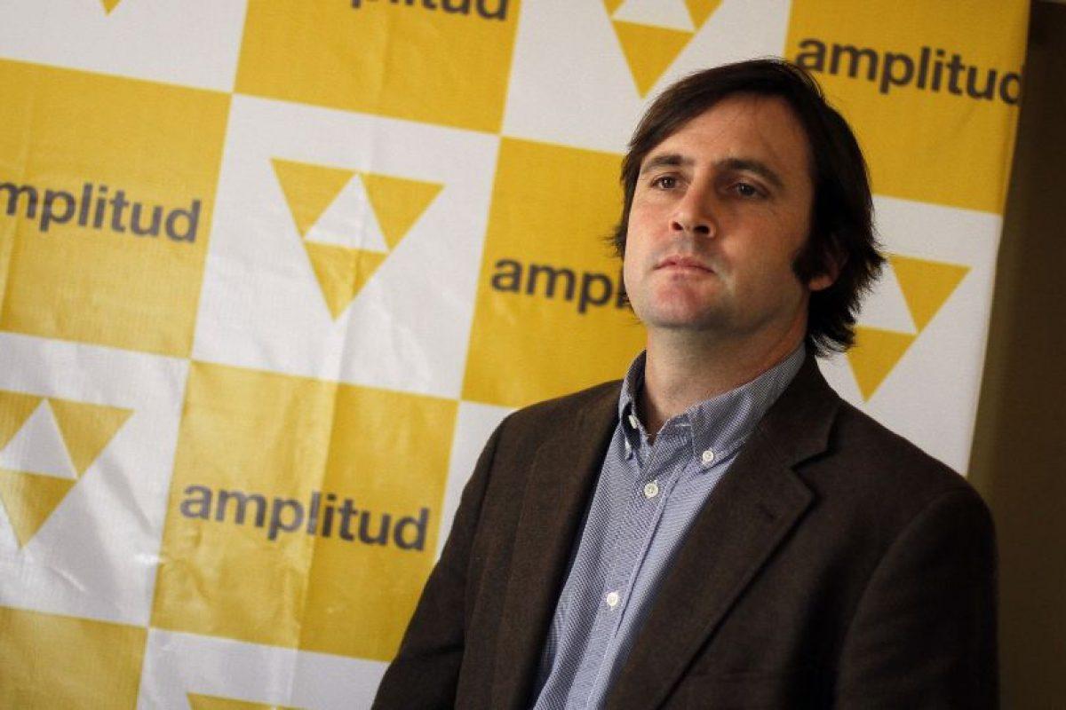 """El diputado de Amplitud, Pedro Browne, dijo que """"con la revolución pingüino (los jóvenes) mostraron que podían instalar ciertos temas en el debate público"""". Foto:Agencia UNO. Imagen Por:"""