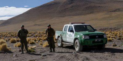 Hallan a carabinero que estaba desaparecido en zona fronteriza de Antofagasta