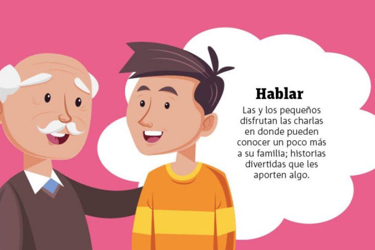 Resultado de imagen para dia de los abuelos mexico infografia