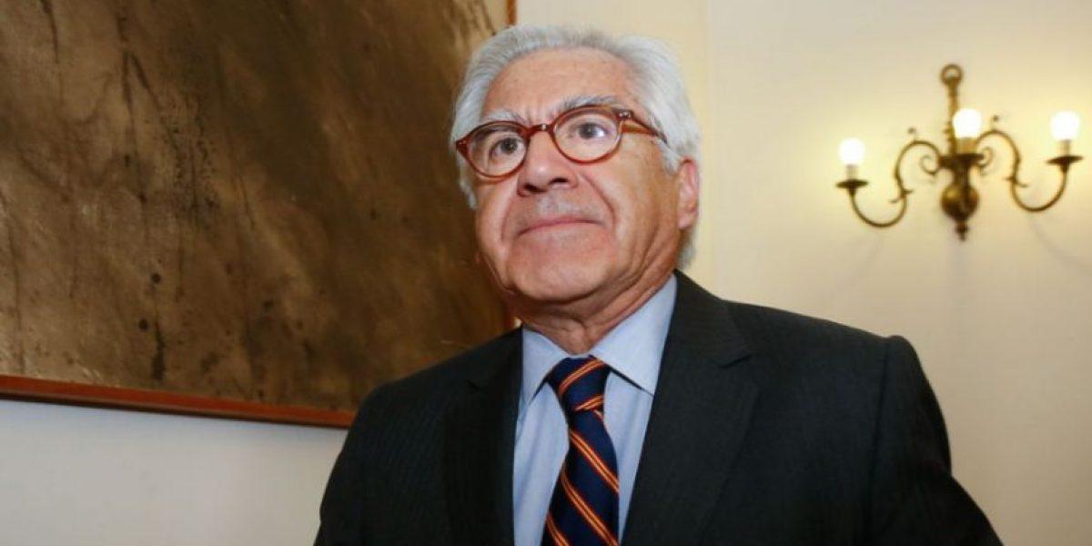 Partido Radical exige la renuncia de Fernández tras dichos sobre Lagos y Piñera