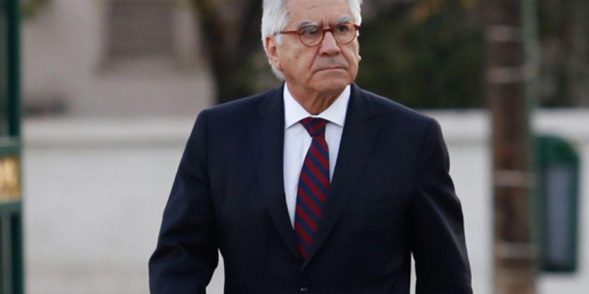 Ministro Fernández y presidenciales: