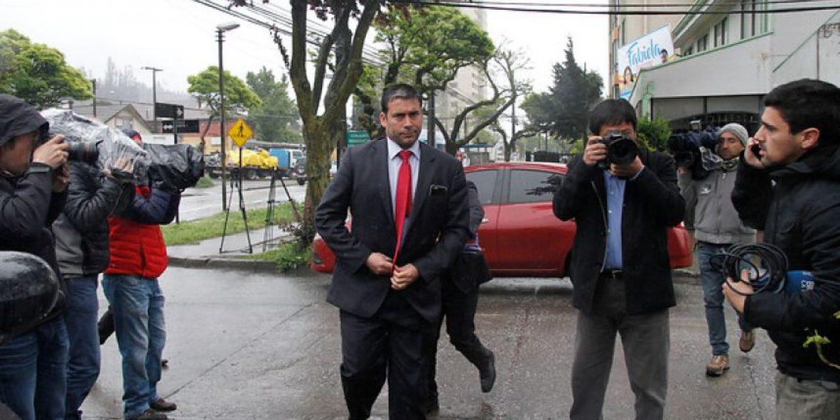 Madre de Rafael Garay fue interrogada en su casa de Concepción por la PDI