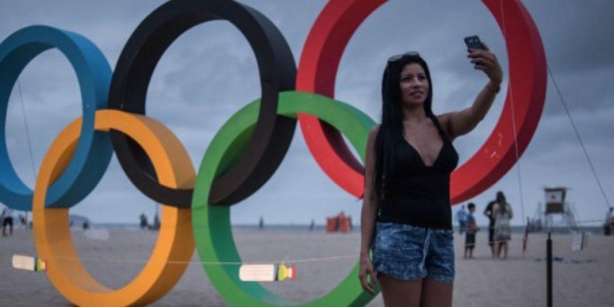 Turistas gastaron un 28% más de lo habitual en Río durante los JJOO