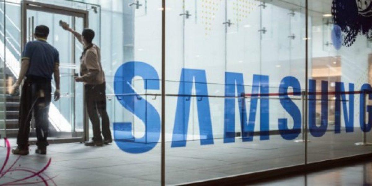 Samsung toma aire en medio de la crisis y se recupera en la bolsa