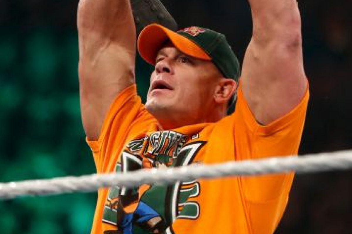4. John Cena (93 puntos) Foto:Getty Images. Imagen Por: