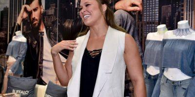 La última pelea de Ronda Rousey antes de desaparecer de la UFC