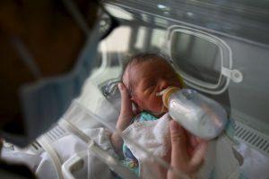 En Alemania, uno de cada cinco recién nacidos es de madre extranjera Foto:Getty Images. Imagen Por: