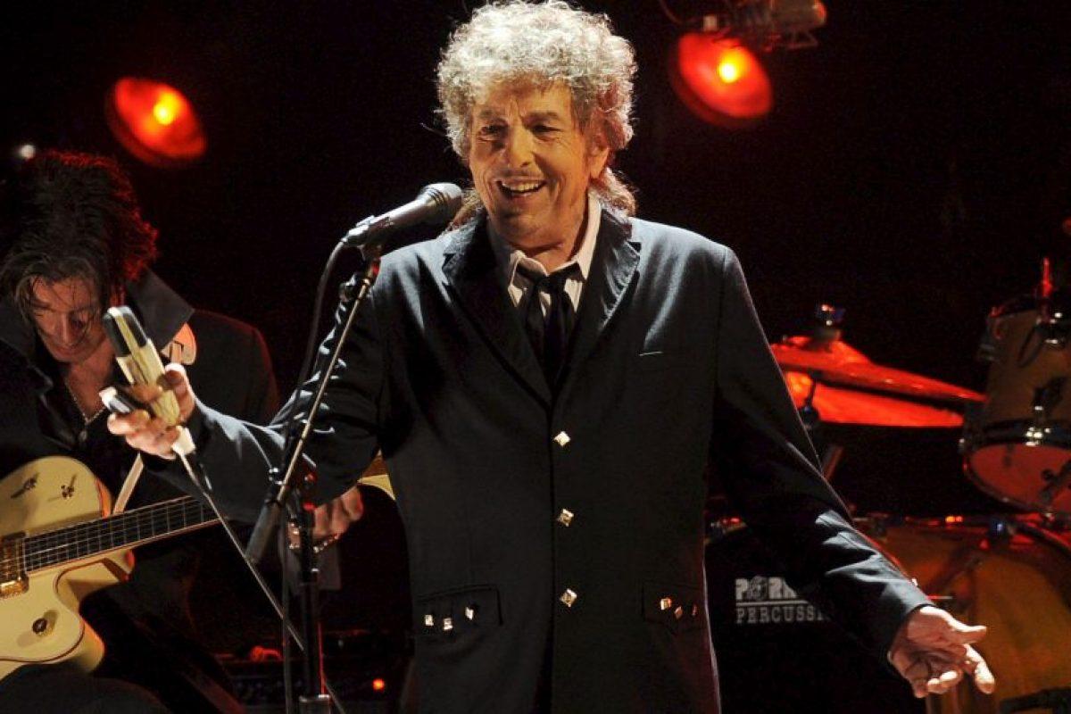 Bob Dylan tiene 75 años Foto:AP. Imagen Por: