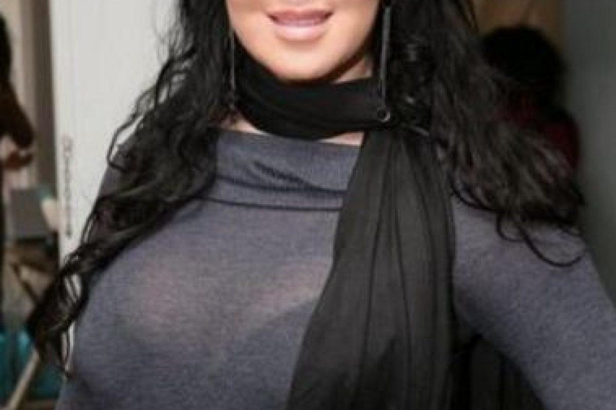 Chyna Foto:WWE. Imagen Por: