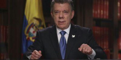 Santos extiende cese al fuego en Colombia hasta fin de año