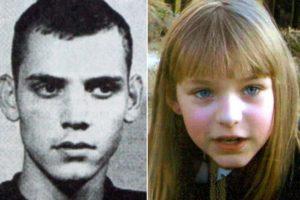 Uwe Böhnhardt, terrorista neonazi, y Peggy Knobloch, pequeña asesinada a los nueva años. Foto:EFE. Imagen Por: