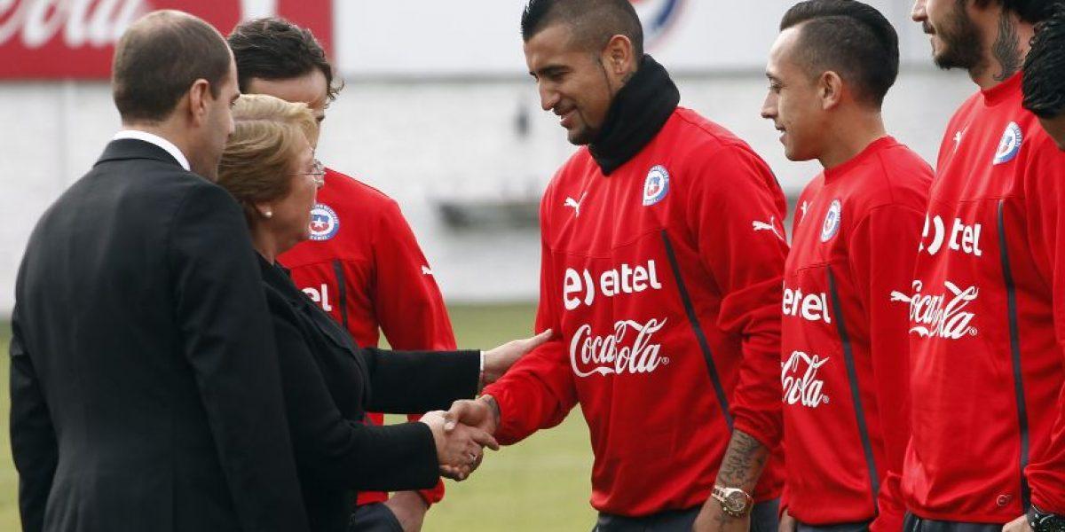 """Vidal agradece a Presidenta Bachelet por incluir bomba de insulina en """"Ley Ricarte Soto"""""""