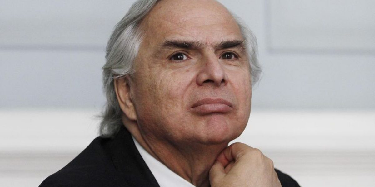 Andrés Chadwick fue afectado por el cambio de domicilio en el padrón electoral