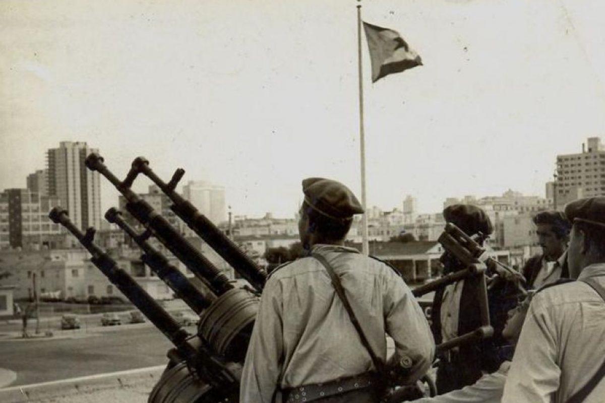 La Habana, Cuba, reforzada por la Crisis de los misiles. Foto:AFP. Imagen Por: