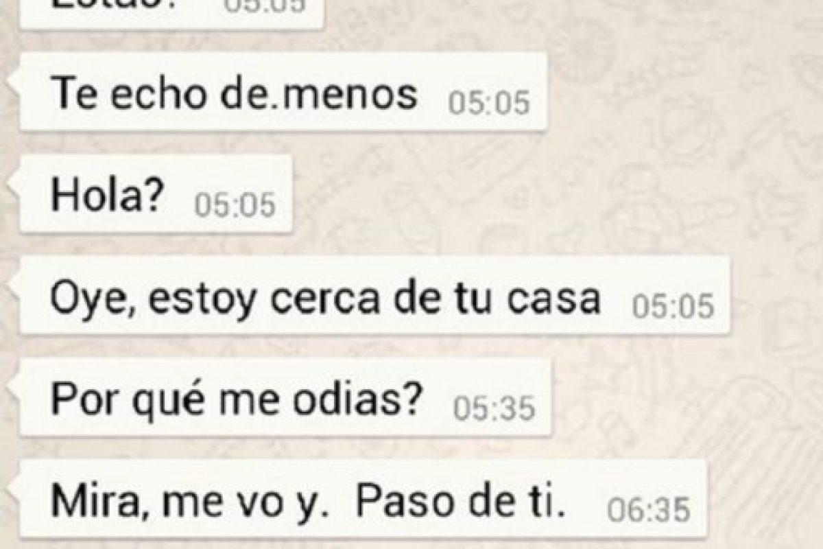 WhatsApp puede volverse un enemigo. Foto:Facebook. Imagen Por: