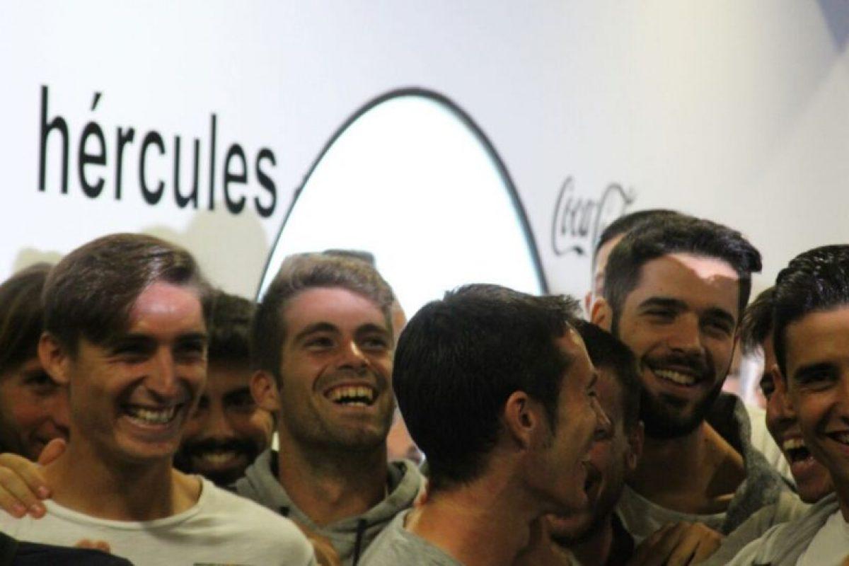 Hércules no tiene problemas para enfrentar a los culé en la Copa del Rey Foto:Twitter Hércules. Imagen Por: