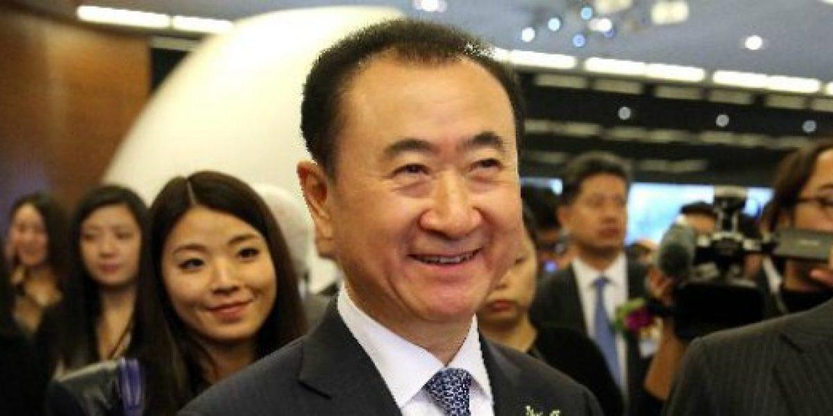 Presidente de Wanda encabeza listado de los hombres más ricos de China