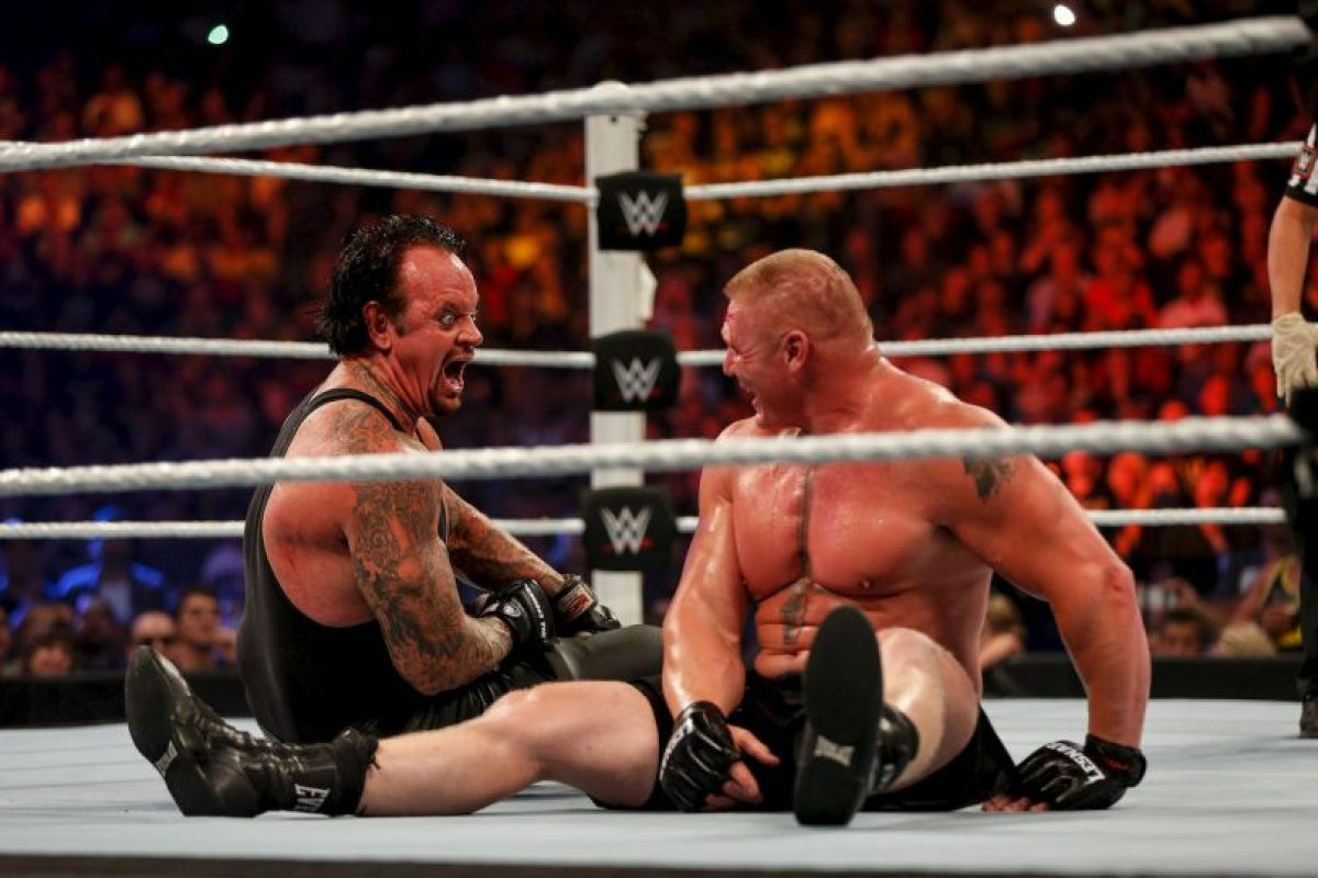 Se espera que Undertaker regrese en Wrestlemania 33 Foto: Getty Images. Imagen Por:
