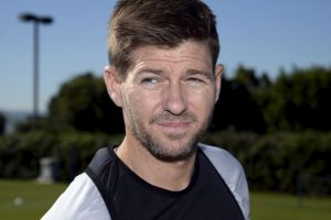 Steven Gerrard. Imagen Por: