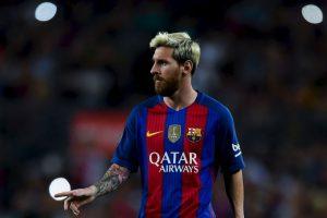 1.-Lionel Messi (29 años-Fútbol) – 81.4 millones de dólares Foto:Getty Images. Imagen Por: