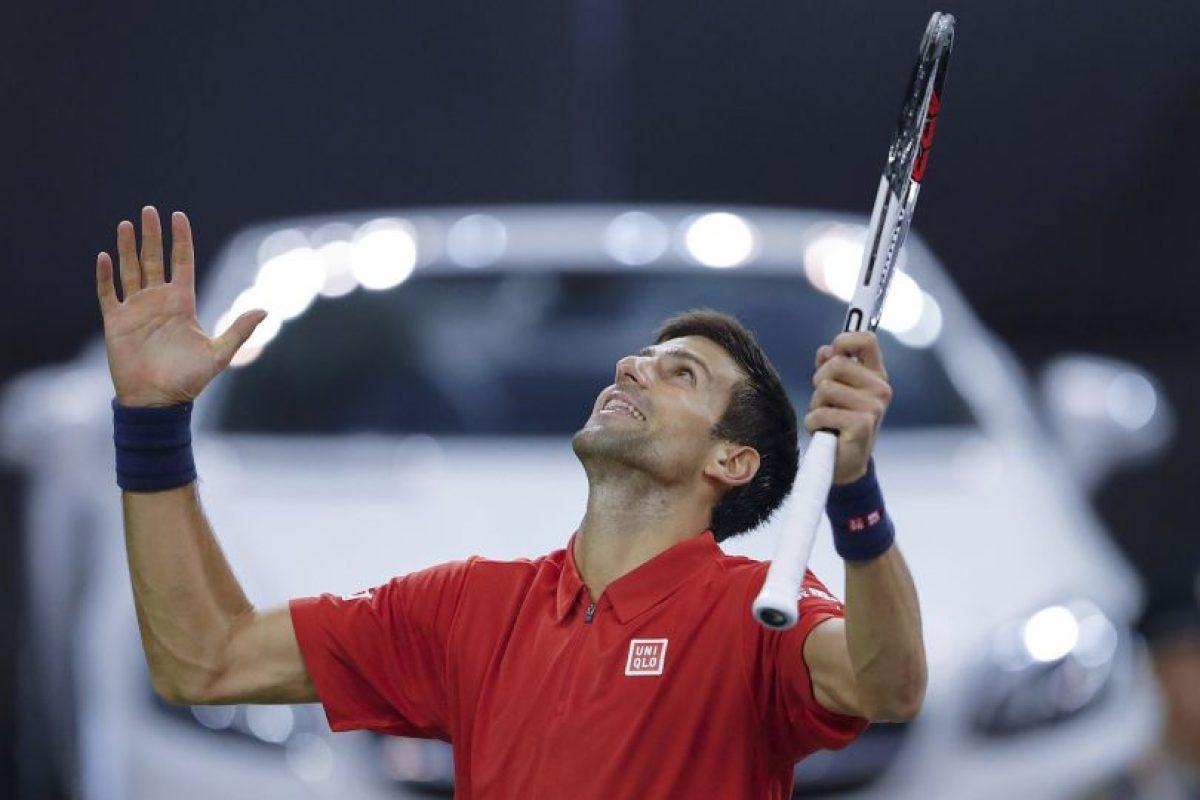 3.-Novak Djokovic (29 años-Tenis) – 55.8 millones de dólares Foto:Getty Images. Imagen Por: