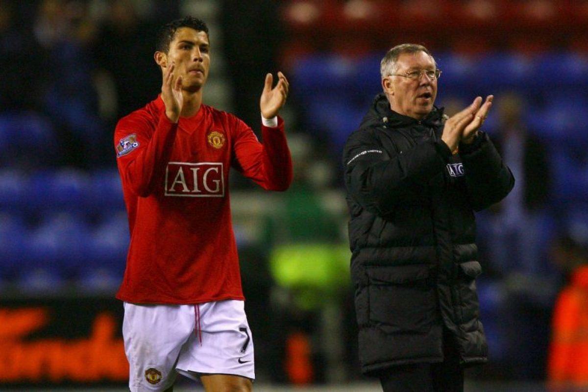 Alex Ferguson no quería a Cristiano Ronaldo en Real Madrid Foto:Getty Images. Imagen Por: