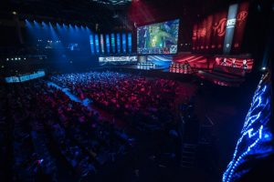 Este evento es considerado uno de los campeonatos de videojuegos más esperados en todo el mundo. Foto:Gentileza Contacto 21. Imagen Por: