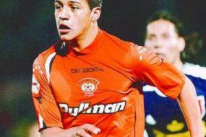 El chileno goleador…. Imagen Por: