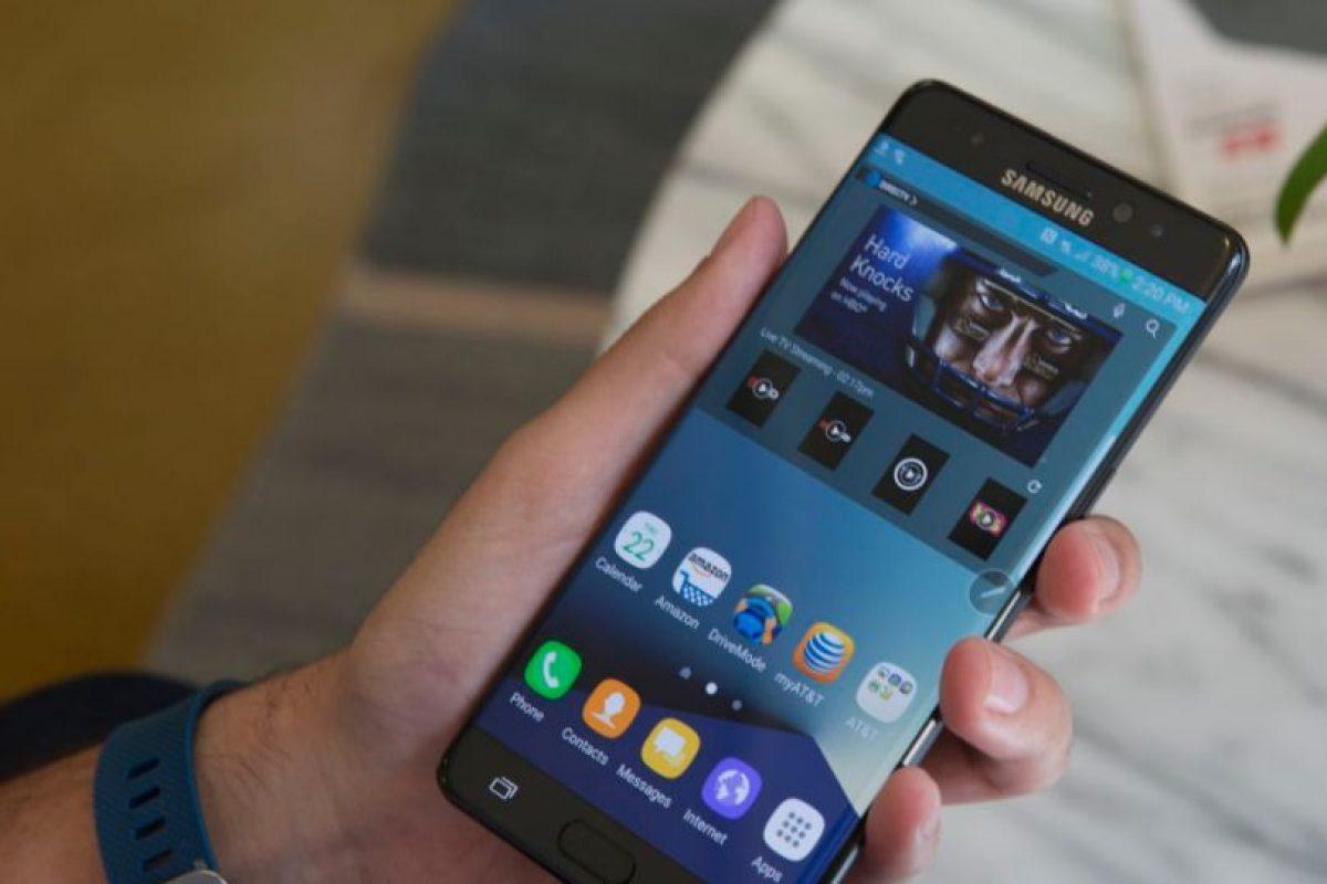 Por ejemplo, no se sabe por qué el teléfono Note 7 se quemó. Foto:Samsung. Imagen Por: